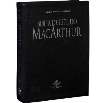 Bíblia de Estudo MacArthur