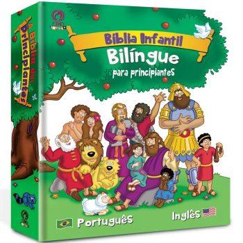 Bíblia Infantil Bilingue