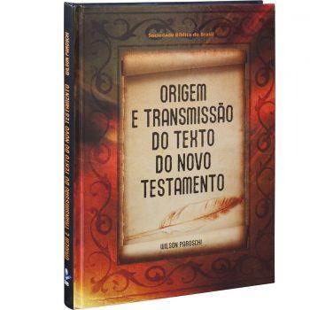 Origem e Transmissão do Texto