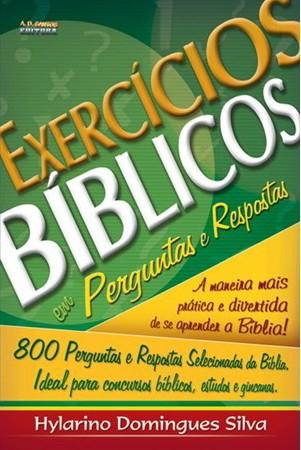 Exercícios Bíblicos em Perguntas e Respostas