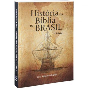 Historia da Bíblia no Brasil