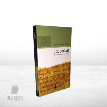 1,2,3 João: Comentários Expositivos