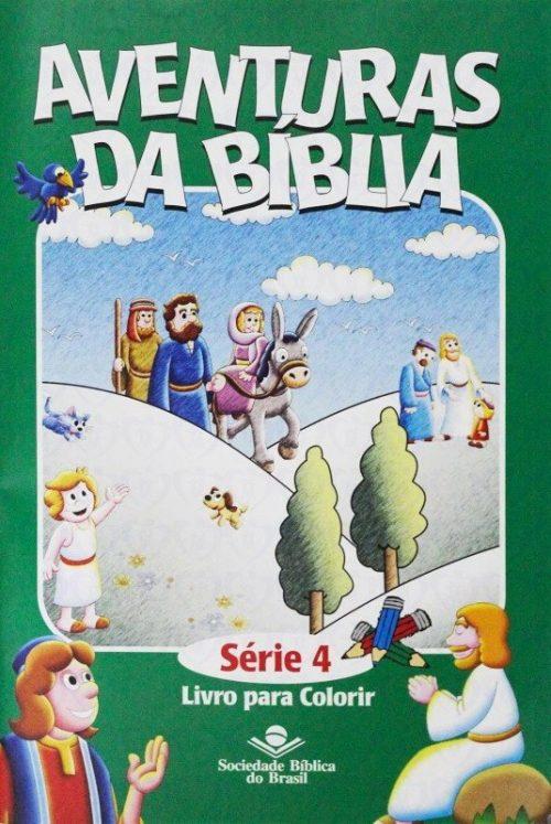 Aventuras da Bíblia - Série 4