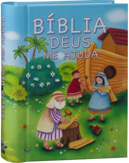 Bíblia Deus Me Ajuda