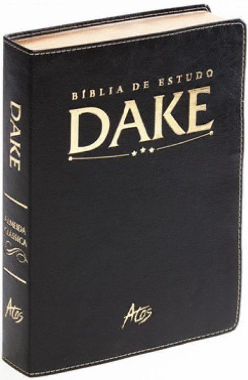 Bíblia Dake Preta