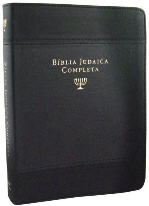 Bíblia Judaica Completa (Preta)