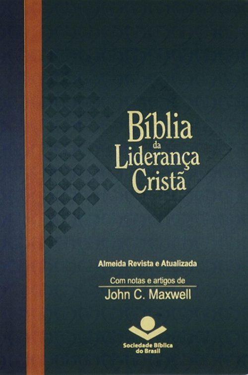 Bíblia da Liderança Cristã (Preta)