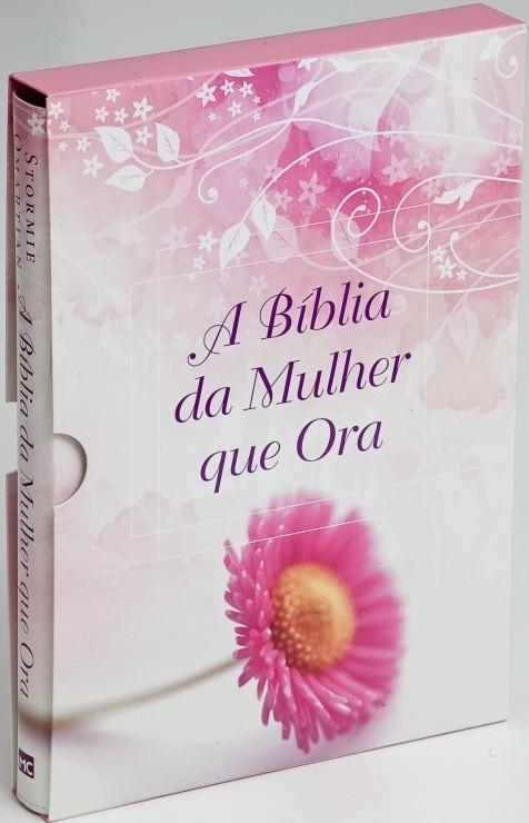 Bíblia da Mulher Que Ora