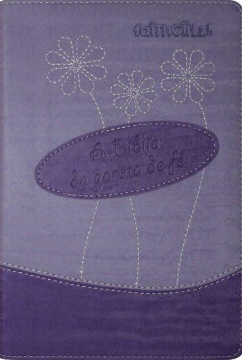 Bíblia da Garota de Fé (Lilás)