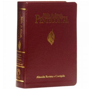 Bíblia Pentecostal (Grande-Vinho)