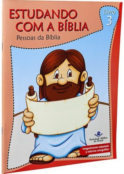 Estudando Com a Bíblia - Livro 3