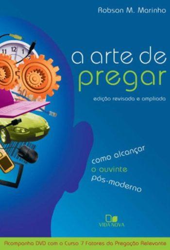 A Arte de Pregar (Acompanha DVD)