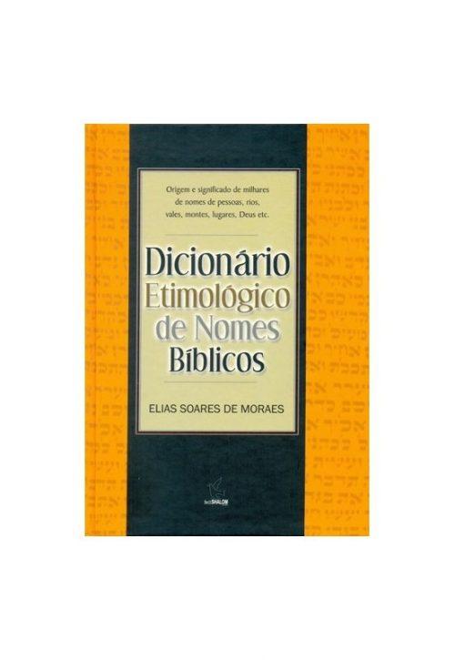 Dicionário Etimológico de Nomes