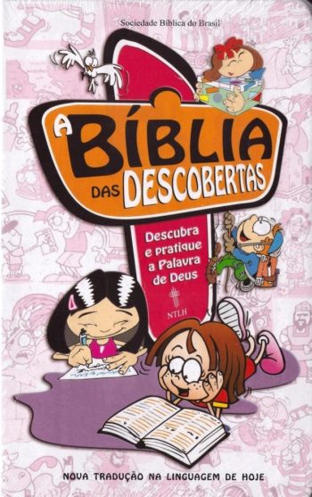 A Bíblia das Descobertas Rosa