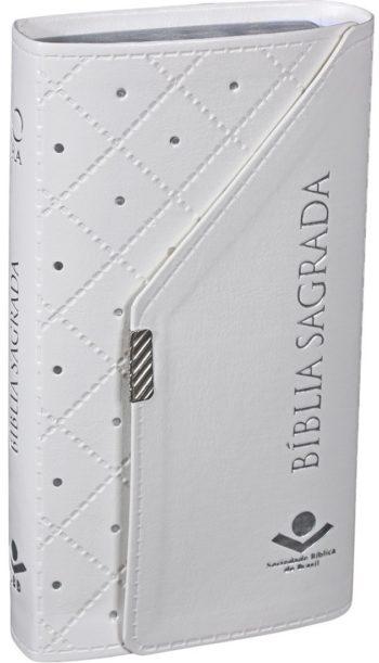 Bíblia Carteira RA (Branca)