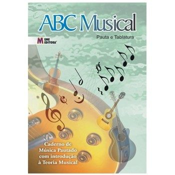 ABC Musical-Pauta e Tablatura