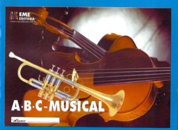 ABC Musical -caderno pequeno