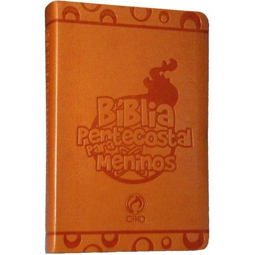 Biblia Pentecostal P/Meninos La
