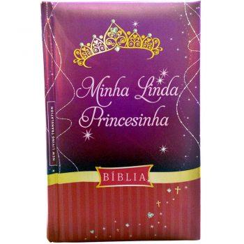Biblia Minha Linda Princesinha